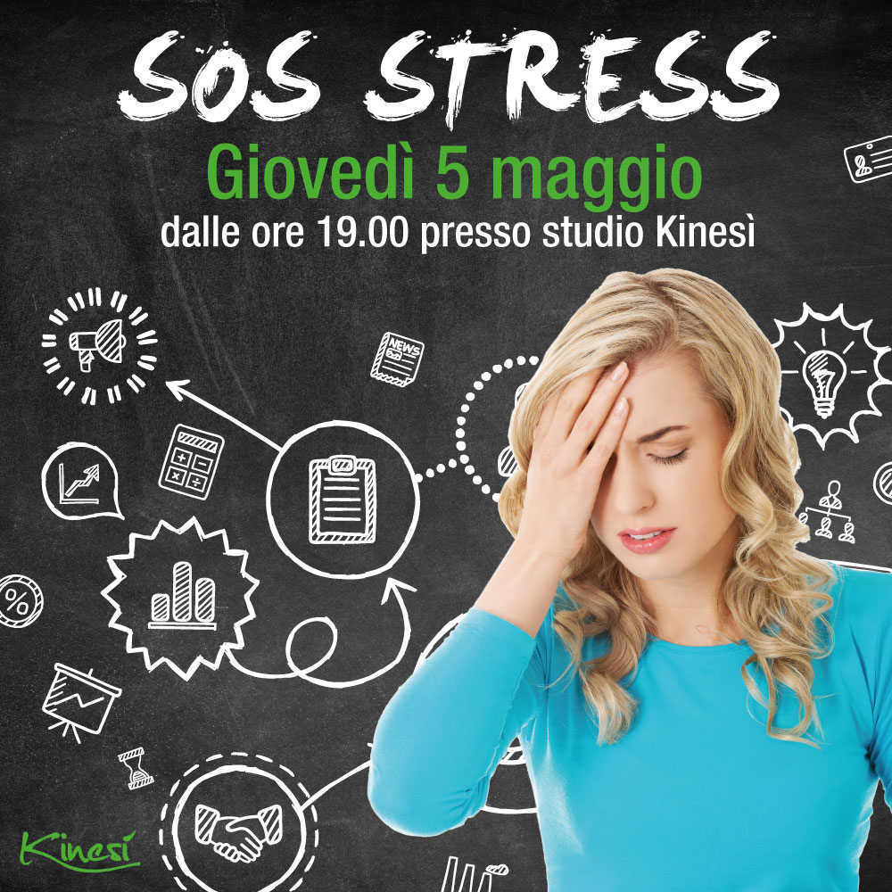 5 maggio stress